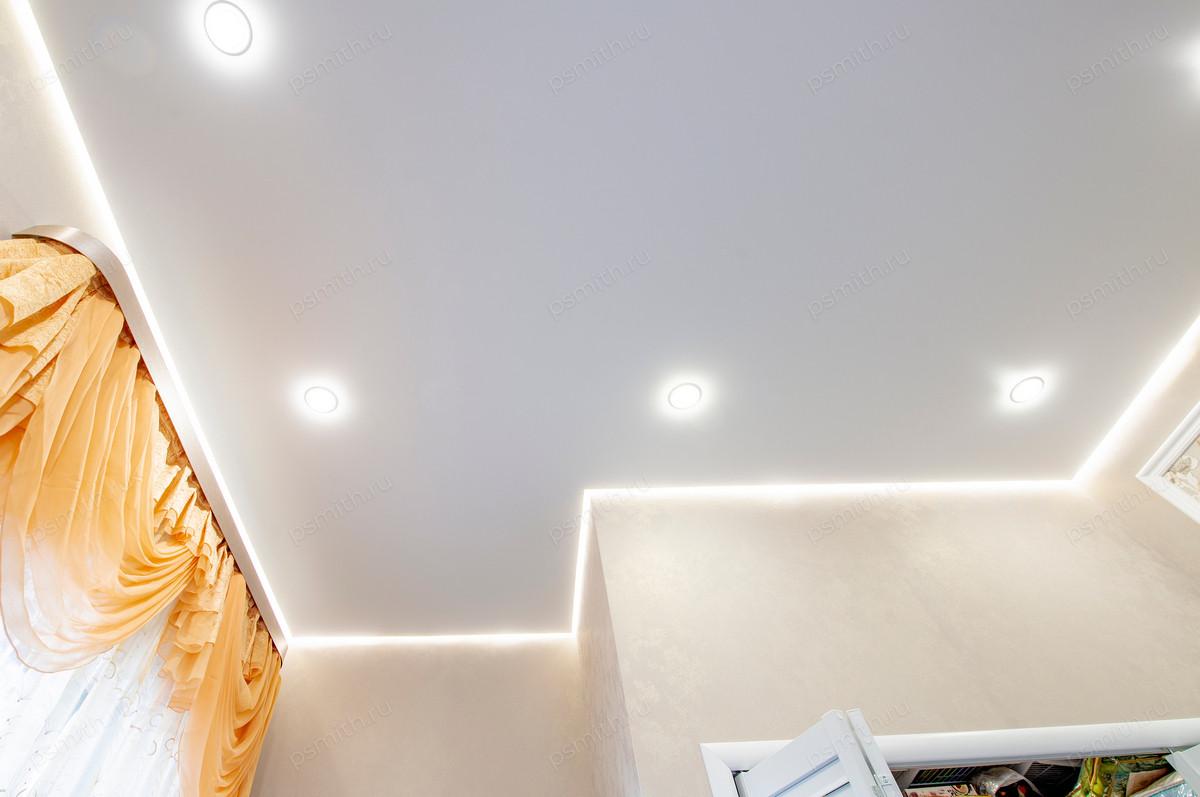 Фото - Конструкция парящего потолка