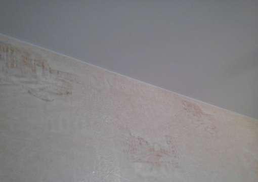 Фото 15 – Правильная установка профиля для натяжного потолка
